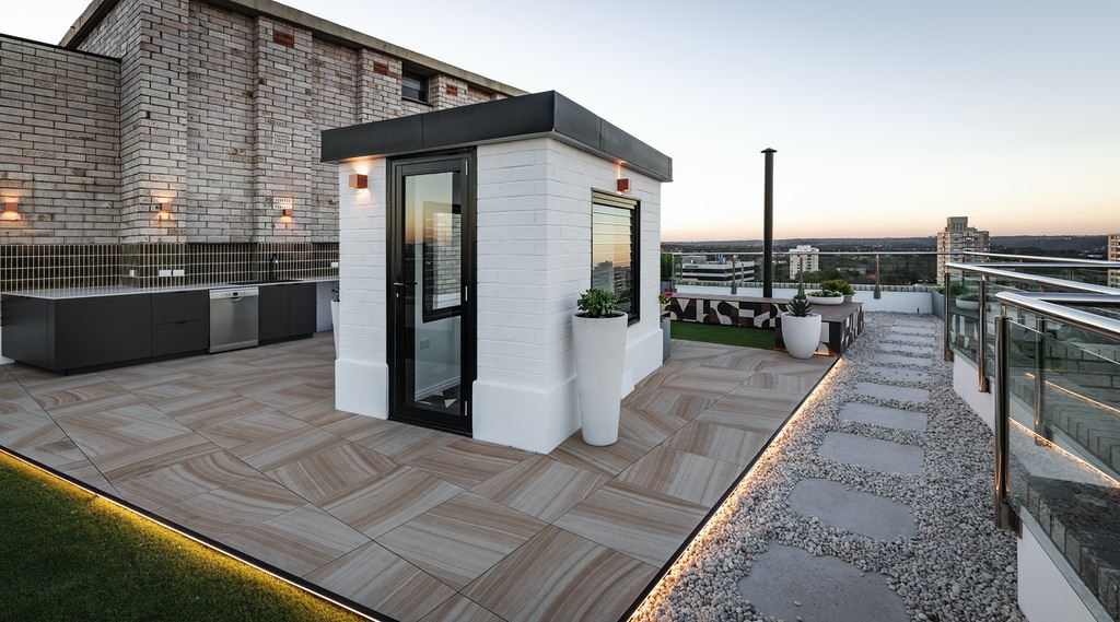 Davetec Group Rooftop Neutral Bay
